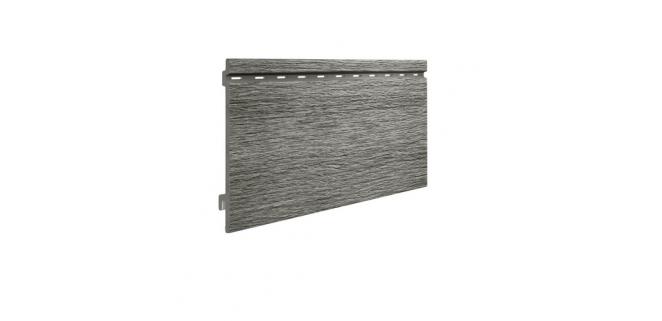 Панель фасадная FS-201 6 х 0,18 м Kerrafront Wood Design (серебряно-серый)