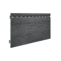 Панель фасадная FS-201 6 х 0,18 м Kerrafront Wood Design (графит)
