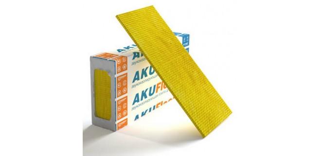 Акустическая плита Akufloor-S20 20 мм, 7,2 м2