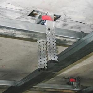 Vibrofix PU - крепление для подвесных потолков