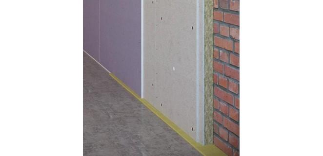 Звукоизоляционная бескаркасная облицовка 83 мм для потолков и стен с ЗИПС-Модуль