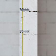 Звукоизоляционная бескаркасная облицовка для тонких стен и перегородок 23 мм с Саундлайн-ПГП Супер