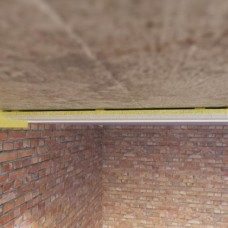 Звукоизоляционная бескаркасная облицовка  для стен и потолков 55 мм с ЗИПС-III-Ультра