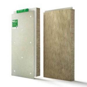 Звукоизоляционная бескаркасная облицовка 133 мм для потолков и стен с ЗИПС-Синема