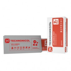 Пенополистирол 40 мм 1,18*0,58 м CARBON PROF (10 шт/пачка)
