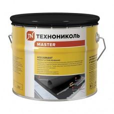 Мастика битумная для ремонта и приклеивания AquaMast 3 кг