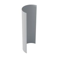 Металл с ПВХ покрытием 1,2 мм 1x2 м Logicroof ТехноНиколь