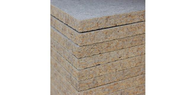 Цементно-стружечная плита BZS 3200х1200х10 (мм)