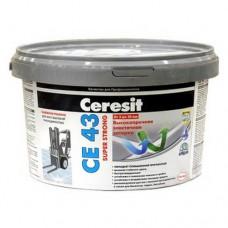 Ceresit CE 43/2 Super Strong Замазка для швов 5–40 мм, 2 кг