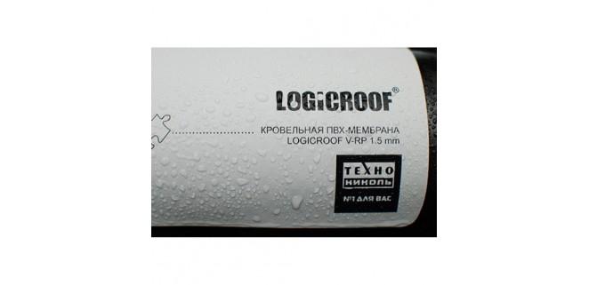 ПВХ мембрана Logicroof V-RP 1,5 мм кровельная гидроизоляция Свитондейл (ТехноНИКОЛЬ) 20 м