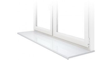 Подоконники DANKE (Данке) Премиум Lucido Bianco (Белый глянец)