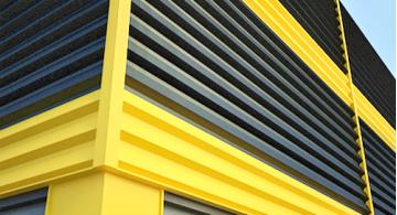 Фасадные панели металлические