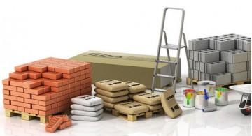 Общестроительные материалы (цемент, песок, кирпич и др.)