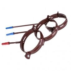 Держатель трубы (пластик) L220 ø100 PROFIL