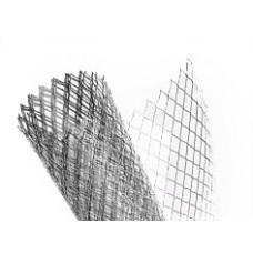 Сетка штукатурная (просечно-вытяжная) ОЦ 25*50, 10 м2