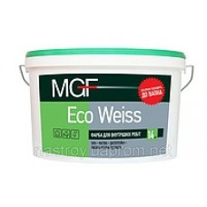 Краска интерьерная MGF M1 EcoWeiss 3,5 кг