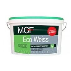 Краска интерьерная MGF M1 EcoWeiss 7 кг