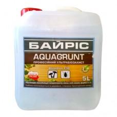 Ультрабиозащита AQUAGRUNT БАЙРИС 5л (антисептик для дерева)