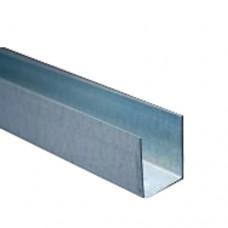 Профиль UD 18 эконом 4 м 0,4 мм