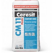 Ceresit СМ 11 Plus Клей для плитки церезит