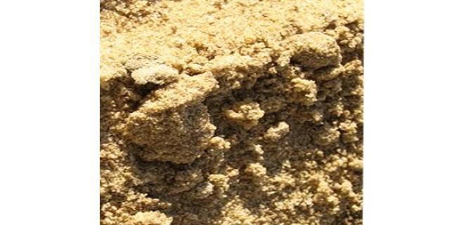 Песок карьерный навалом КАМАЗ