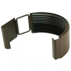 Соединитель желоба ø125 AQUEDUCT Премиум металл с полиурет. покрытием