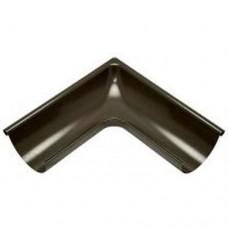 Угол желоба наружный 90° AQUEDUCT Премиум металл с полиурет. покрытием