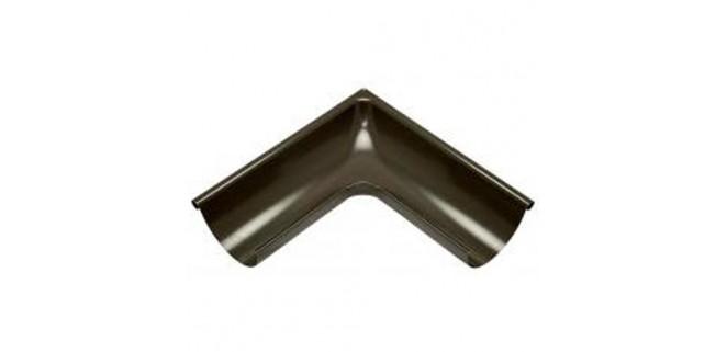 Угол желоба наружный 135° AQUEDUCT Премиум металл с полиурет. покрытием