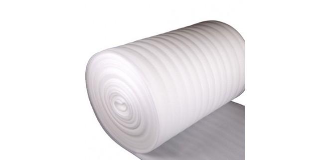 Изолон AIR вспененный полиэтилен -  толщина 8 мм, ширина 1 м