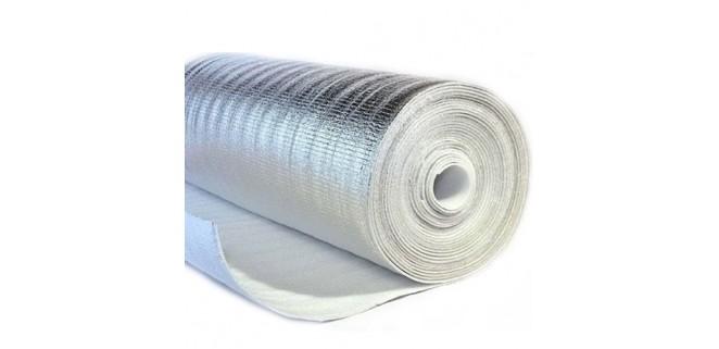 Изолон фольгированный 3 мм (алюминиевая фольга)