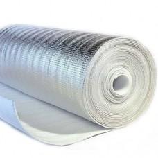 Изолон фольгированный 10 мм (алюминиевая фольга)