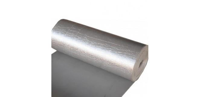 Изолон BASE 10 мм фольгированный самоклейка