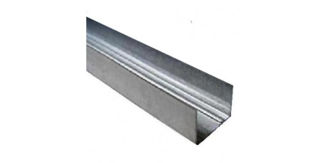 Профиль КНАУФ UD 27 3 м 0,6 мм
