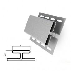 Н-профиль соединительный для сайдинга D4,4 GL Amerika