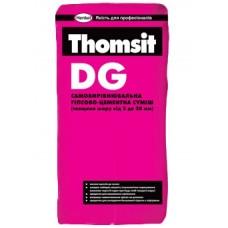 Thomsit DG самовыравнивающаяся гипсово-цементная смесь (3-30 мм)