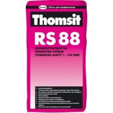Thomsit RS 88 быстротвердеющая ремонтная смесь (1-100 мм)