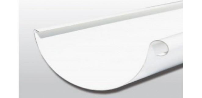 Желоб 125х2000 AQUEDUCT Стандарт металл с полиурет. покрытием