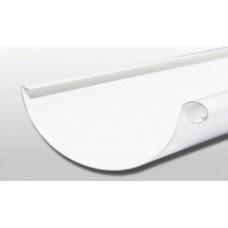 Желоб 125х4000 AQUEDUCT металл с полиурет. покрытием