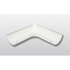 Угол желоба наружный 135° AQUEDUCT Стандарт металл с полиурет. покрытием