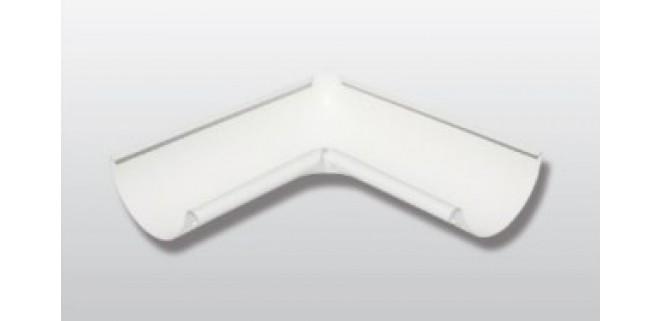 Угол желоба внутренний 135° AQUEDUCT Стандарт металл с полиурет. покрытием