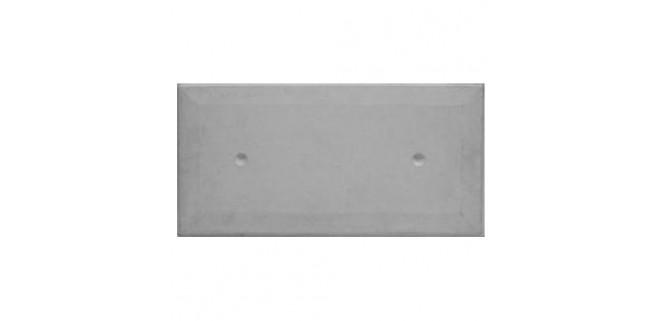 Термопанели «Гладкий камень» пенопласт 100мм