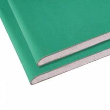 Гипсокартон влагостойкий потолочный 2,5 м Кнауф 1200*2500*9,5 мм