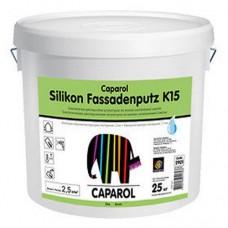 CAPAROL Силиконовая штукатурка Барашек 1,5 мм Fassadenputz К15, 25 кг