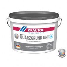 KRAUTOL Грунт-краска Quarzgrund Uni с кварцевым песком 25 кг