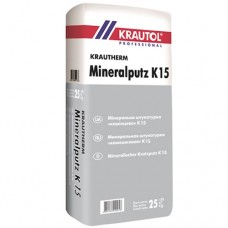 KRAUTOL Камешковая штукатурка 1,5мм Mineralputz K15