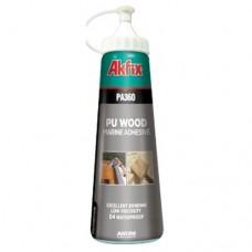 Клей водостойкий полиуретановый для дерева Akfix РА360, 560 гр