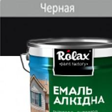 Эмаль ПФ-115  ROLAX 20 кг черная