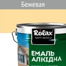 Эмаль ПФ-115  ROLAX 20 кг бежевая
