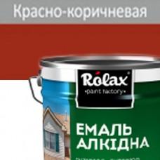 Краска для пола ПФ-266 ROLAX 20 кг красно-коричневая