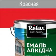 Эмаль ПФ-115  ROLAX 20 кг красная